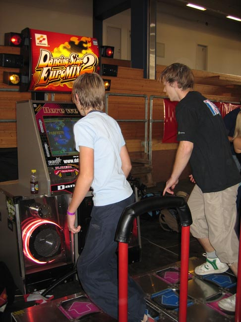 Ch 3: DDR Norway - The Positive Gaming Story