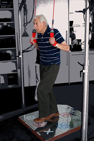 Exergaming and Fall Prevention