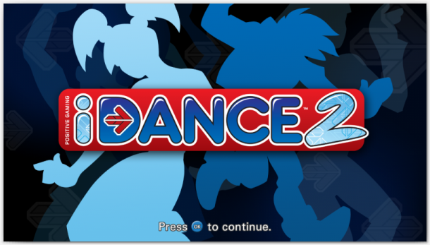 Positive Gaming™ iDANCE2