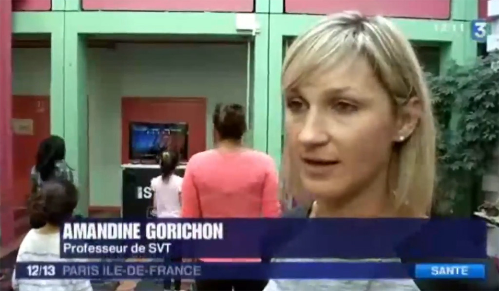 France National TV Report